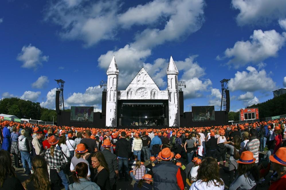 Beatstad Festival Malieveld Den Haag